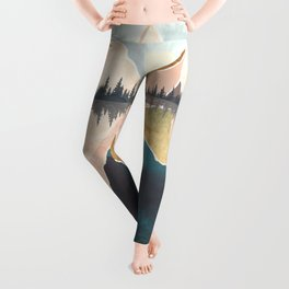 Summer Reflection Leggings