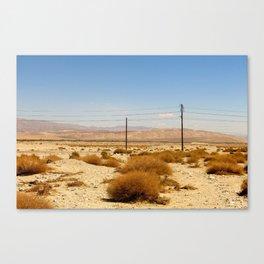 Road Less Traveled 002 Canvas Print