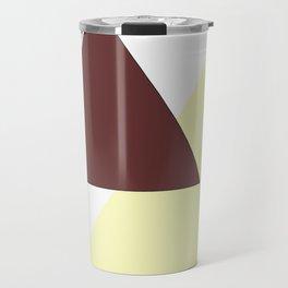 Abstract Composition - 08 Travel Mug