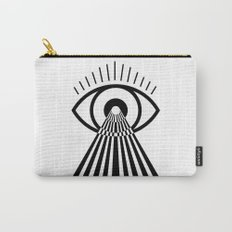 Laser Eye Carry-All Pouch