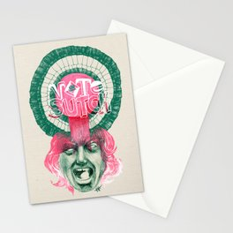 "Screaming Lord Sutch ""VOTE SUTCH"" - The Punk Loons. Stationery Cards"