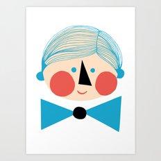 Herra Art Print