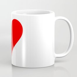 Portugal Heart Flag Coffee Mug