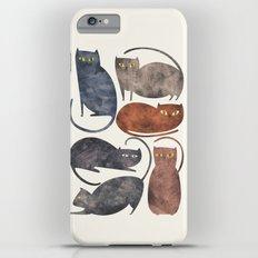 Cats iPhone 6s Plus Slim Case