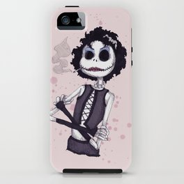 SkellingFurter iPhone Case