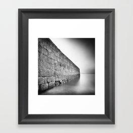 East Wall Framed Art Print