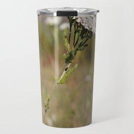 Backcountry Flower Travel Mug