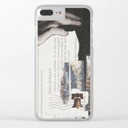 Types of Touch Clear iPhone Case