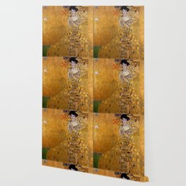 THE LADY IN GOLD - GUSTAV KLIMT Wallpaper