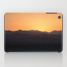 Stacked in Silhoutette  iPad Case