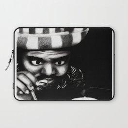 Reggae DJ Laptop Sleeve