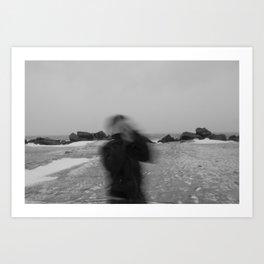 Ambivalence Art Print