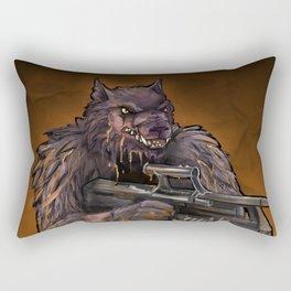 The Vengeful One Rectangular Pillow
