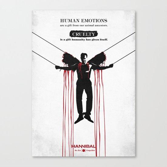 Hannibal - Coquilles Canvas Print