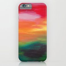 Whats behind the next hill? Slim Case iPhone 6s