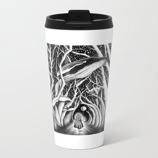 NOT SO LOST Metal Travel Mug