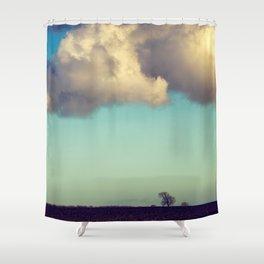 Imaginations Shower Curtain