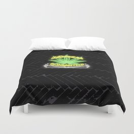 Happiness Guaranteed Duvet Cover