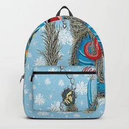 Merry Krampus! Backpack