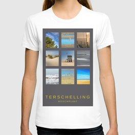 Terschelling Boschplaat T-shirt