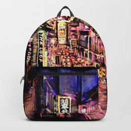 Lan Kwai Fong Backpack