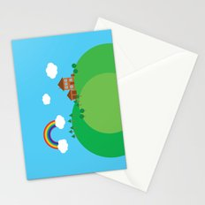 We Love This Place Stationery Cards