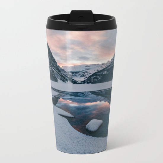The Great White North Metal Travel Mug