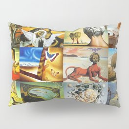 Salvador Dali Pillow Sham