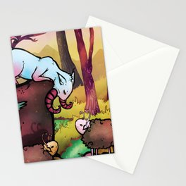Still Searching Stationery Cards