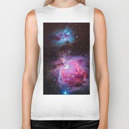 Orion Nebula Biker Tank