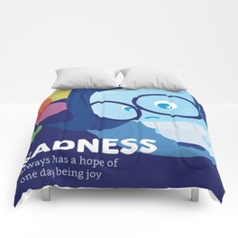Tristeza Nova (English) Comforters
