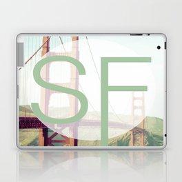 San Francisco Love Laptop & iPad Skin