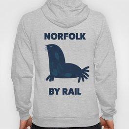 Norfolk By Rail Hoody