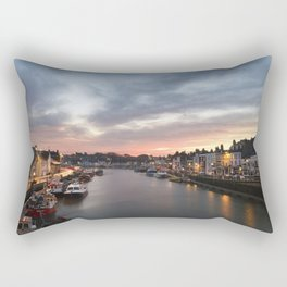 Harbour Sunrise Rectangular Pillow