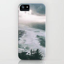 Oregon Coast XIII iPhone Case
