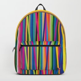 STRIPES STRIPES STRIPES Backpack
