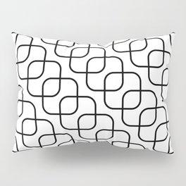 kaskada (white) Pillow Sham