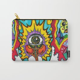 Can you see? Carry-All Pouch