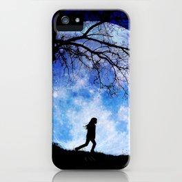 LA CLE DES CHAMPS iPhone Case