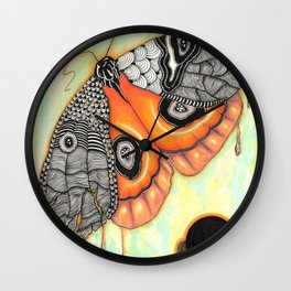 catarsis Wall Clock