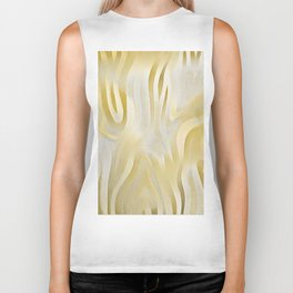 Zebra of Another Color Biker Tank