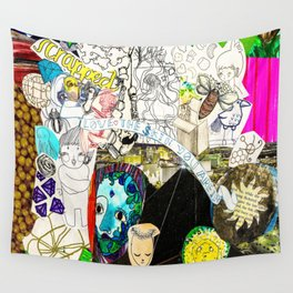 Collage 22 Wall Tapestry