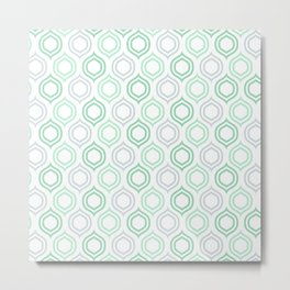 Wave Pattern  #society6 #decor #buyart #artprint Metal Print