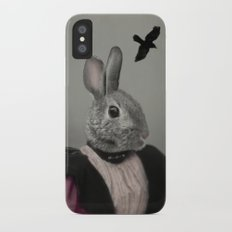 Miss Bunny iPhone X Slim Case