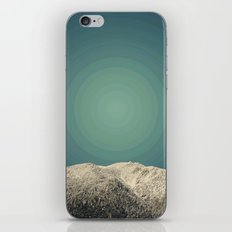Snow Daze iPhone & iPod Skin
