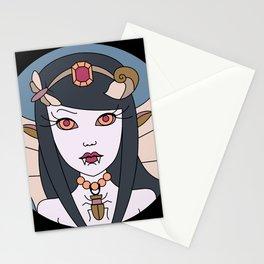 Night Fairy Stationery Cards