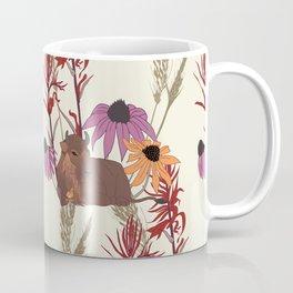 American Prairie Pattern Coffee Mug