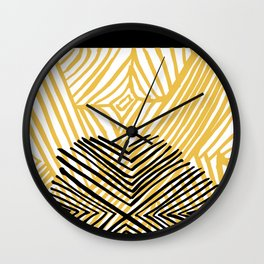 Wolle3 Wall Clock