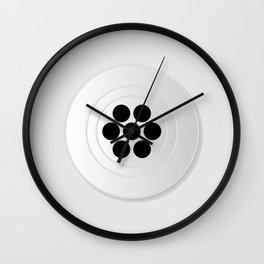 Plughole Wall Clock