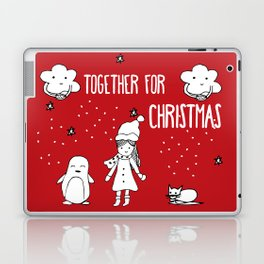 Together for Christmas Laptop & iPad Skin